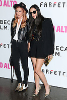 """LOS ANGELES, CA, USA - MAY 05: Rumer Willis, Demi Moore at the Los Angeles Premiere Of Tribeca Film's """"Palo Alto"""" held at the Directors Guild of America on May 5, 2014 in Los Angeles, California, United States. (Photo by Celebrity Monitor)"""