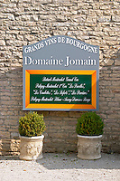 Domaine Marc Jomain, Puligny Montrachet, Cote de Beaune, d'Or, Burgundy, France