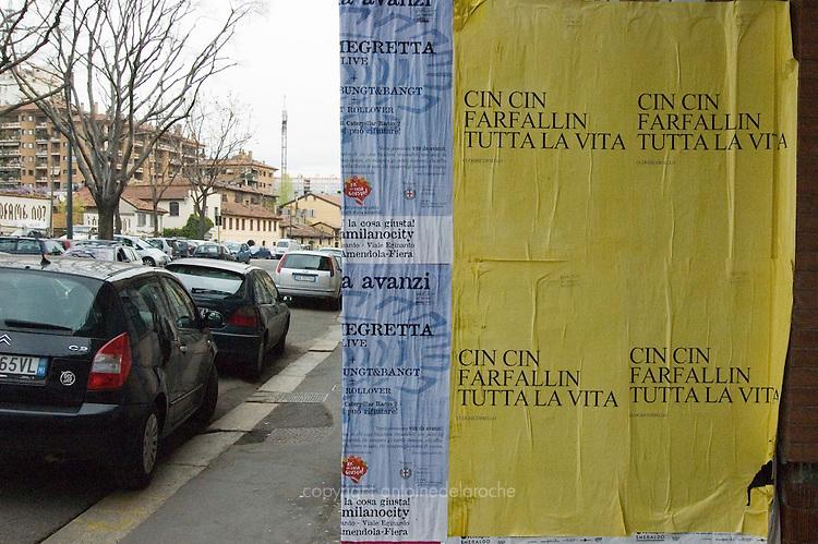 fuori contesto, Milano
