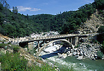 Old Hwy 49 bridge over Yuba River South Fork