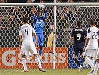 Los Angeles Galaxy vs Philadelphia Union April 02 2011