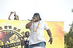 Killah Priest Performs at the 8th Annual Rock The Bells Held on Governors Island, NY  9/3/11
