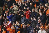 Blackpool fans applaud their team as they leave the field<br /> <br /> Photographer Alex Dodd/CameraSport<br /> <br /> The EFL Sky Bet League Two - Blackpool v Stevenage - Tuesday 14th March 2017 - Bloomfield Road - Blackpool<br /> <br /> World Copyright &copy; 2017 CameraSport. All rights reserved. 43 Linden Ave. Countesthorpe. Leicester. England. LE8 5PG - Tel: +44 (0) 116 277 4147 - admin@camerasport.com - www.camerasport.com