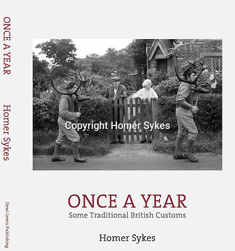 Once a Year, Some Traditional British Customs, second edition published by Dewi Lewis Publishing in July 2016. Available at all good book shops and from DLP website. Signed copies from this site, please get in touch. <br />
