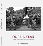 Once a Year, Some Traditional British Customs, second edition published by Dewi Lewis Publishing in July 2016. Available at all good book shops and from DLP website. Signed copies from this site, please get in touch. <br /> &pound;33-00 incl p&amp;p email contact at the bottom of each page, payment by Paypal or BACS.<br /> <br /> Hardback with Dustjacket 290mm x 235mm, ( A4ish) 216 pages <br /> 134 duotone photographs <br /> ISBN: 978-1-911306-03-0 <br /> <br /> There are many 'new' images and different customs not included in the 1977 edition. I have that edition available too.