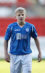 St Johnstone FC....Season 2015-16<br /> Alistair McCann<br /> Picture by Graeme Hart.<br /> Copyright Perthshire Picture Agency<br /> Tel: 01738 623350  Mobile: 07990 594431