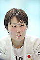 Yoshie Ueno, MARCH 28, 2012 - Judo : Japanese women's national team open the practice for press at Ajinomoto National Trining center in Itabashi, Japan. (Photo by Atsushi Tomura /AFLO SPORT) [1035]