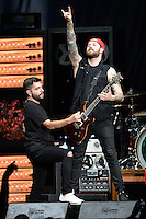 WEST PALM BEACH, FL - AUGUST 05: A Day To Remember in concert at The Perfect Vodka Amphitheater on August 5, 2016 in West Palm Beach Florida. Credit: mpi04/MediaPunch