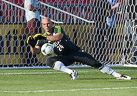 August 10, 2013: Seattle Sounders FC goalkeeper Marcus Hahnemann #24 during the warm up in an MLS regular season game between the Seattle Sounders and Toronto FC at BMO Field in Toronto, Ontario Canada.<br /> Seattle Sounders FC won 2-1.