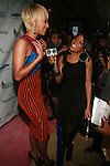 Honoree Keri Hilson is  interviewed by INTVs Sharifa T. Godfrey at the 3rd Annual WEEN Awards Honoring Estelle, Keri Hilson, Tracy Wilson Mourning, Egypt Sherrod, Danyel Smith and Jennifer Yu Held at Samsung Experience at Time Warner Center, NY   11/10/11