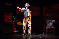An Iliad presented by Upstream Theater at Kranzberg Arts Center in St. Louis, MO on May 23, 2013.