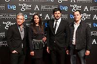 2015 Goya Awards nominee ceremony