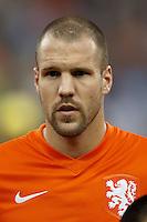Ron Vlaar of the Netherlands
