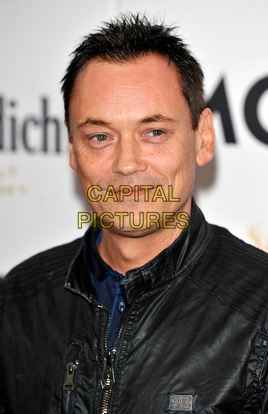 TERRY CHRISTIAN.Glenfiddich Mojo Honours List Awards 2011 at The Brewery, London - 21st July 2011.headshot portrait black leather.CAP/ROS.©Steve Ross/Capital Pictures