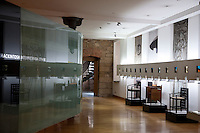 The Mackintosh Interpretation Centre at the Lighthouse, Glasgow, Scotland