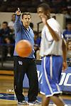 UK Basketball 2010: Practice