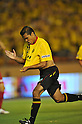 Leandro Domingues Barbosa (Reysol),JULY 23, 2011 - Football : 2011 J.LEAGUE Division 1,6th sec between Kashiwa Reysol 2-1 Kashima Antlers at National Stadium, Tokyo, Japan. (Photo by Jun Tsukida/AFLO SPORT) [0003]