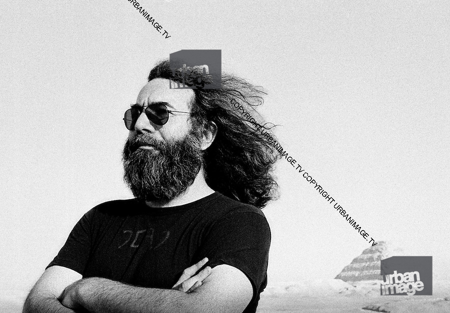 Jerry Garcia - The Grateful Dead in Egypt 1978