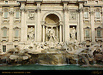 Trevi Fountain Nicola Salvi Rome