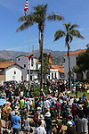 Science March in Santa Barbara