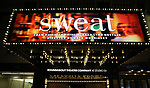 'Sweat' - Theatre Marquee