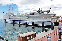 GAR&Ccedil;ON - Fast Yacht Support Vessel 6711 - moored at Puerto Banus, Marbella, Spain, October, 2015, 201510141723<br /> <br /> Copyright Image from Victor Patterson, 54 Dorchester Park, Belfast, UK, BT9 6RJ<br /> <br /> t1: +44 28 9066 1296 (from Rep of Ireland 048 90661296)<br /> t2: +44 28 9002 2446 (from Rep of Ireland 048 90022446)<br /> m: +44 7802 353836<br /> <br /> e1: victorpatterson@me.com<br /> e2: victorpatterson@gmail.com<br /> <br /> www.victorpatterson.com<br /> <br /> IMPORTANT: Please see my Terms and Conditions of Use at www.victorpatterson.com