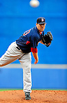 11 March 2010: Boston Red Sox pitcher John Lackey on the mound during a Spring Training game against the New York Mets at Tradition Field in Port St. Lucie, Florida. The Red Sox defeated the Mets 8-2 in Grapefruit League action. Mandatory Credit: Ed Wolfstein Photo