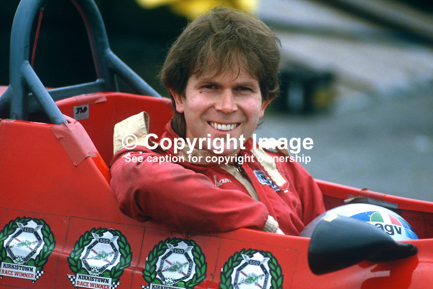 Tom Graham, Belfast, N Ireland, racing driver, 19850604TG1..Copyright Image from Victor Patterson, 54 Dorchester Park, Belfast, UK, BT9 6RJ..Tel: +44 28 9066 1296.Mob: +44 7802 353836.Voicemail +44 20 8816 7153.Skype: victorpattersonbelfast.Email: victorpatterson@me.com.Email: victorpatterson@ireland.com (back-up)..IMPORTANT: If you wish to use this image or any other of my images please go to www.victorpatterson.com and click on the Terms & Conditions. Then contact me by email or phone with the reference number(s) of the image(s) concerned.