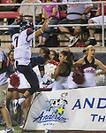 LAS VEGAS, NV - SEPTEMBER 07: Arizona Wildcats vs the UNLV Rebels at Sam Boyd Stadium  in Las Vegas, Nevada. Arizona won 58-13<br /> Wildcats BJ Denker #7