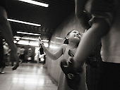 Italy, Lombardy, Milano, Milan, Street Photography, Metro, Tube, Underground