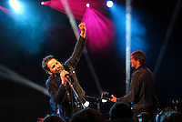 OCT 19 Sam Roberts Band performs at the grand opening of Dog Tales Rescue and Sanctuary