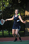 2014-2015 ICCP Tennis vs Wheaton Academy