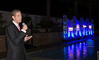LAS VEGAS, NV - October 16: Eric Trump   pictured as Trump International Hotel Las Vegas hosts Luxury Lifestyle and charity fundraiser with Eric Trump at Trump International Hotel in Las Vegas, NV on October 16, 2014. Credit: RTNEKP/MediaPunch***HOUSE COVERAGE***