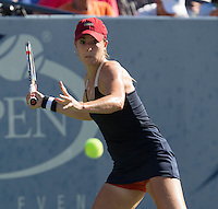 ALIZE CORNET (FRA)<br /> The US Open Tennis Championships 2014 - USTA Billie Jean King National Tennis Centre -  Flushing - New York - USA -   ATP - ITF -WTA  2014  - Grand Slam - USA  <br /> <br /> 29th August 2014 <br /> <br /> &copy; AMN IMAGES