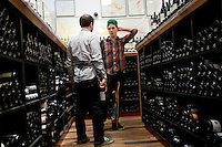 Chambers Street Wines Store, New York