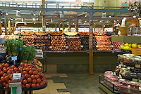 Super Market, Produce, Stacked, Shelves, array of specialty foods, Travel, Destination, View, Unique, Quality