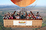 20101006 October 06 Cairns Hot Air Ballooning