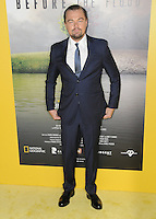 """OCT 24 Screening Of National Geographic Channel's """"Before The Flood"""""""