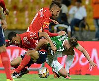 Deportivo Independiente Medellín vs Atlético Nacional , 22-10-2016.LA II_2016