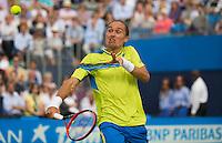 ALEXANDR DOLGOPOLOV (UKR)<br /> <br /> TENNIS - AEGON CHAMPIONSHIPS -  2015 -  QUEENS CLUB - LONDON -  ATP 500- 2015  - ENGLAND - UNITED KINGDOM<br /> <br /> &copy; AMN IMAGES