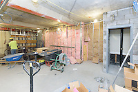 Major Renovation Litchfield Hall WCSU Danbury CT<br /> Connecticut State Project No: CF-RD-275<br /> Architect: OakPark Architects LLC  Contractor: Nosal Builders<br /> James R Anderson Photography New Haven CT photog.com<br /> Date of Photograph: 27 January 2017<br /> Camera View: 12 - Second Floor Lounge