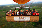 20110324  MARCH 24  Cairns Hot Air Ballooning