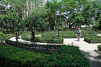 Kowloon Park, Kowloon. Hong Kong, China