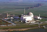 Deutschland, Schleswig- Holstein, Atomkraftwerk Brockdorf