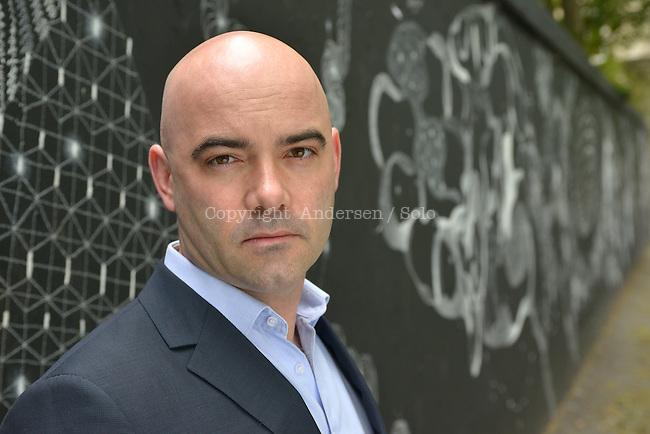 Philipp Meyer, American writer in June 2014.