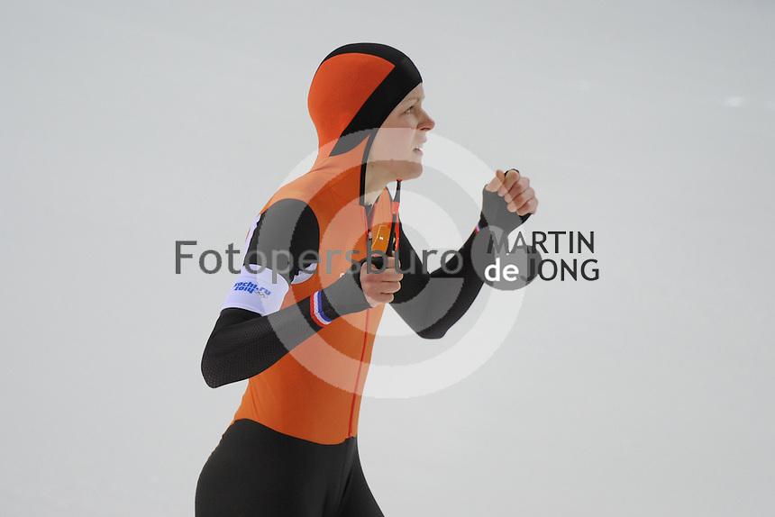 OLYMPICS: SOCHI: Adler Arena, 16-02-2014, Ladies' 1500m, Jorien ter Mors (NED), ©photo Martin de Jong