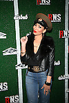 """Recording Artist Bridget Kelly  Attends Airbnb & Roc Nation Sports """"Roc Nation Sports Celebration"""" Held at The 40/40 Club NY"""
