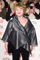 Annette Badland at the National TV Awards 2017 held at the O2 Arena, Greenwich, London. <br /> 25th January  2017<br /> Picture: Steve Vas/Featureflash/SilverHub 0208 004 5359 sales@silverhubmedia.com