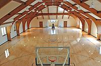 Home Basketball Gym - ahh!