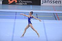 TURNEN: HEERENVEEN: 09-07-2016, Sportstad Heerenveen, Kwalificatiewedstrijd OS turnen, Eythora Thorsdottir, ©foto Martin de Jong